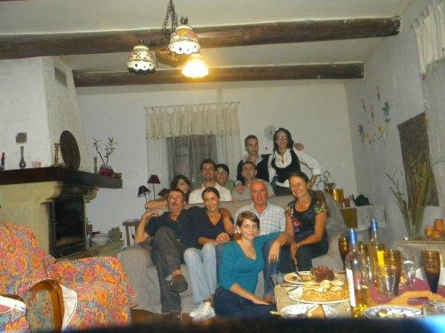 La famille .