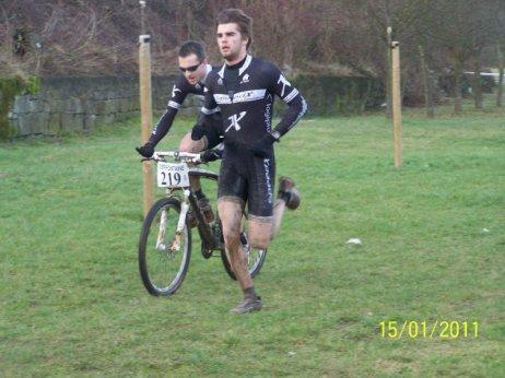 Run-bike de Cerfontaine : Compte rendu