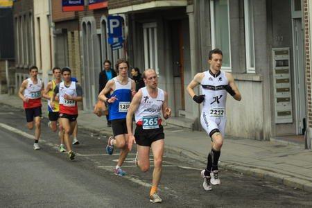 Joggings pour les AA ce w-e