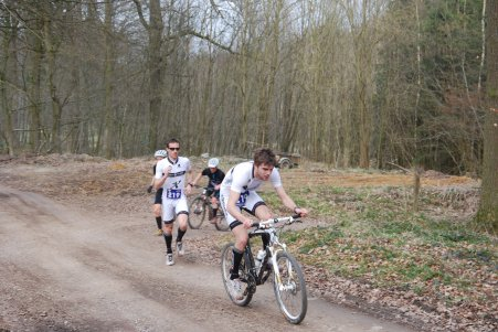 Run-bike de Baileux : Compte rendu
