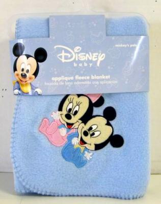 couverture bébé neuve Couverture mickey minnie neuve   Vous aimez le disney????????? couverture bébé neuve