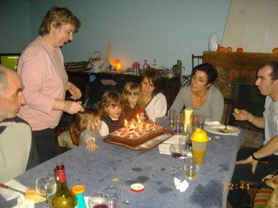 Les 5 ans d'Oïhana