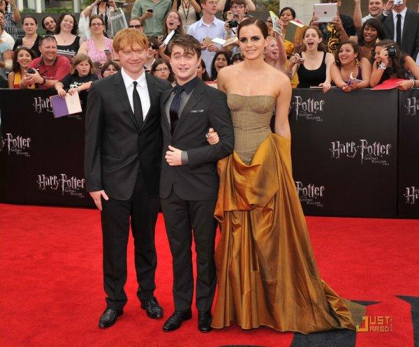 Harry Potter & les reliques de la mort, partie 2 !