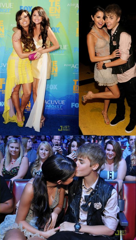 Les Teen Choice Awards 2011.