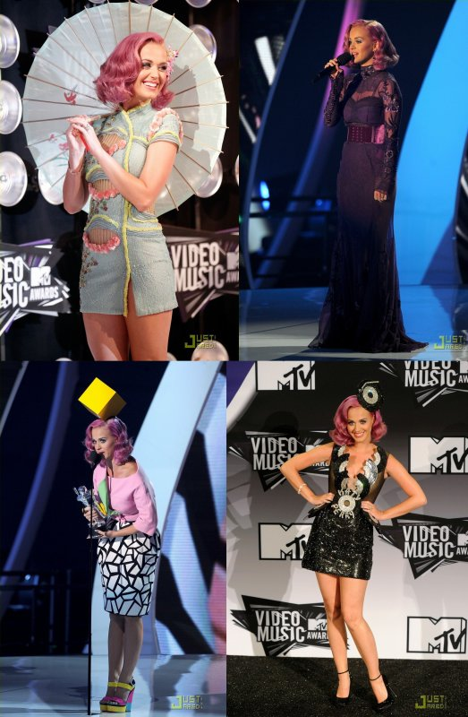 Les MTV Video Music Awards 2011.
