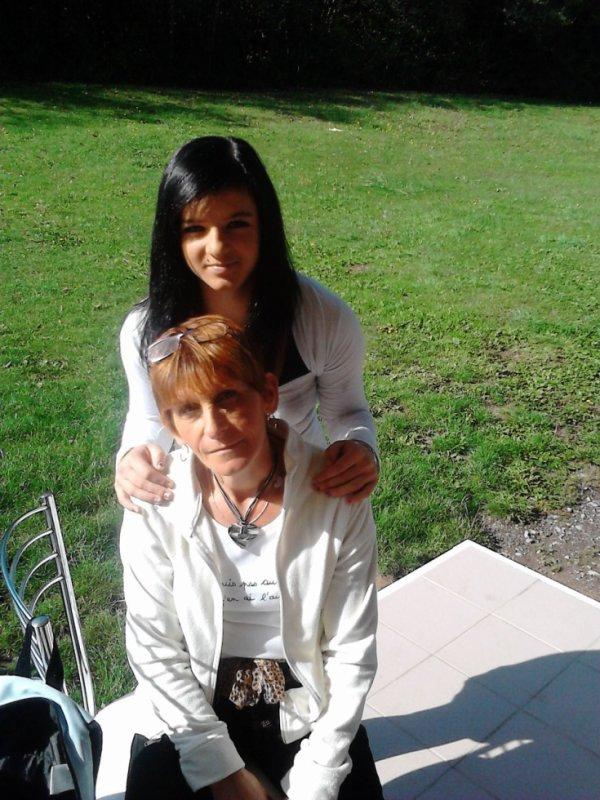 Ma maman & moi <3