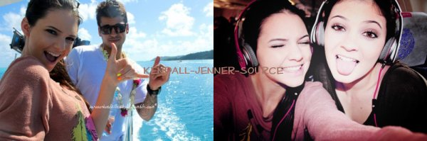 Kendall au bahamas (suite)