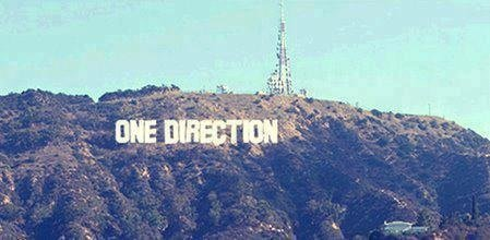One direction :