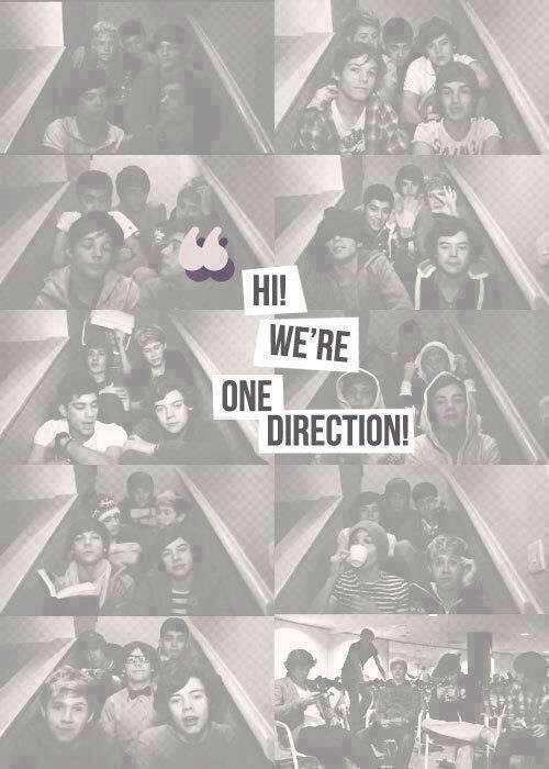 Merci One Direction..  :