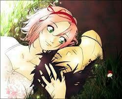 Fiction du Manga Naruto avec le couple Sasusaku