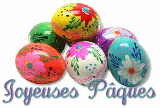 Joyeuses pâques a tous est a toutes prenez si vous aimez bisous