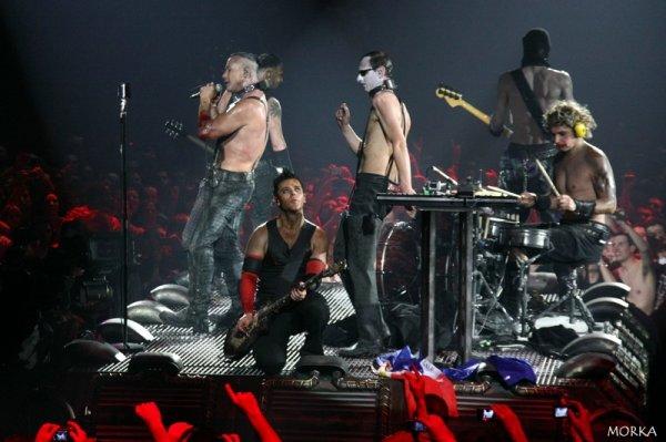 Compte Rendu Concert Rammstein + Deathstars (07/03/2012)
