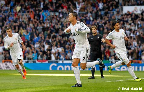 Real Madrid - Real Sociedad 5-1 (4-0)