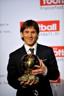 Le New Ballon D'OR