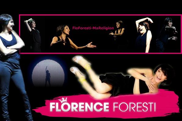 Ici, suis l'actualité de la fabuleuse et merveilleuse FLORENCE FORESTi ! ♥