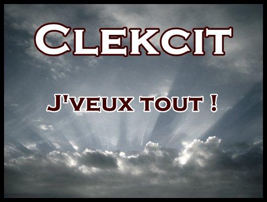 Mixtape de Dj Kayou / J'veux tout ! - Clekcit (2013)