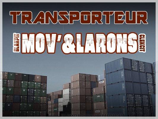 Transporteur - Mov'&larons (2014)