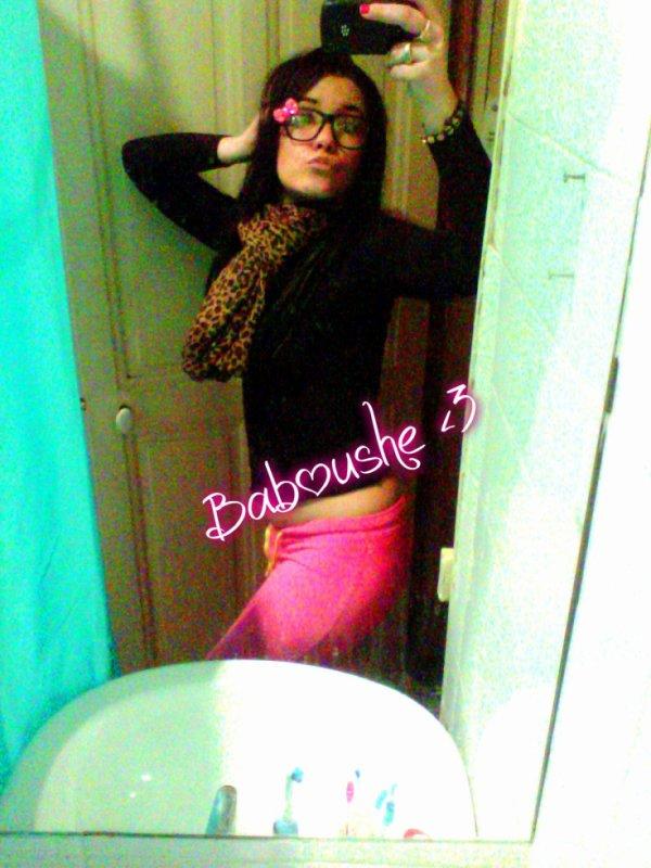 """'' Baaboushe"""""""" Mouaah ♥"""