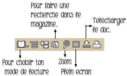 Pour accéder au magazine ...