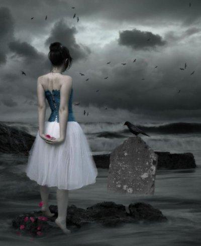 Je n' est pas peur de la mort ,  j' ai peur que les personnes auquel je tiens m' oublie !