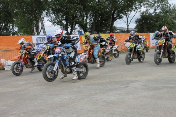 Test Supermotard Soumagne 16-17-06-2012