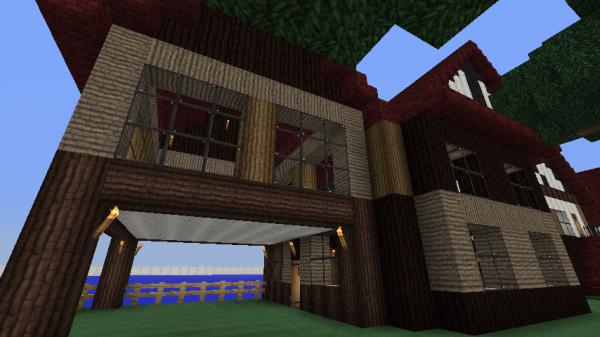Articles de remialex1 yt tagg s maison minecraft luxe remialex1 - Minecraft construction de maison ...