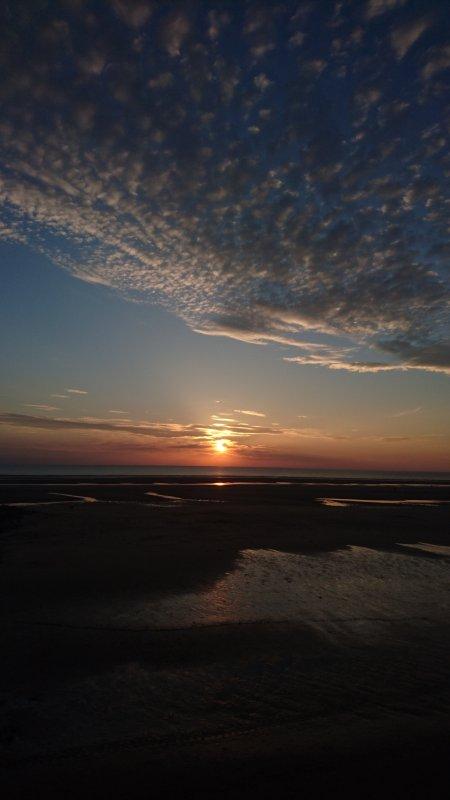 :D ce coucher de soleil ;)