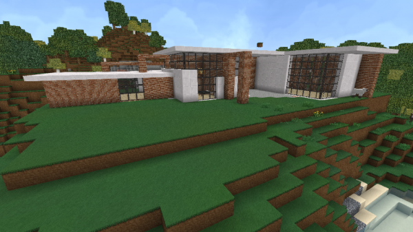 petite maison modern
