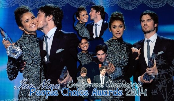 . TVD-TheVampireDiaries-FR PEOPLE'S CHOICE AWARDS 2014 .