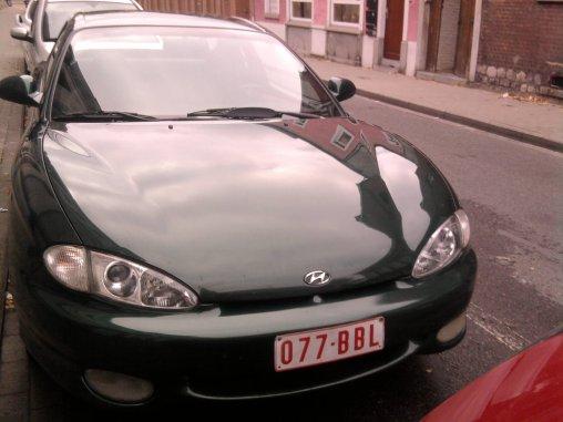 ma nouvel voiture