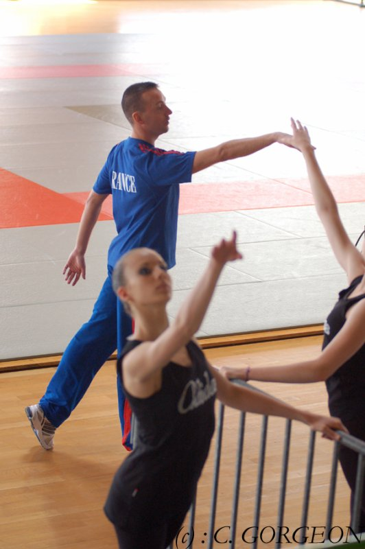 championnat de france DF/DN - Thiais