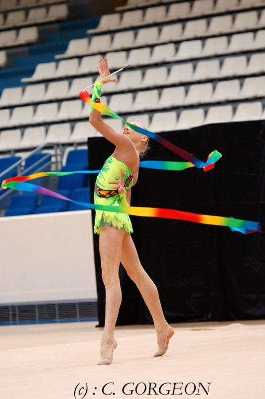 4ème tournoi Paris Rythmique - Kseniya Moustafaeva