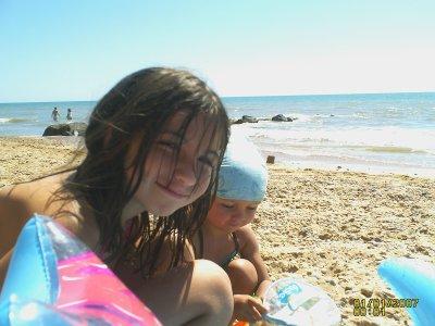 emma et sa cousine Perrine
