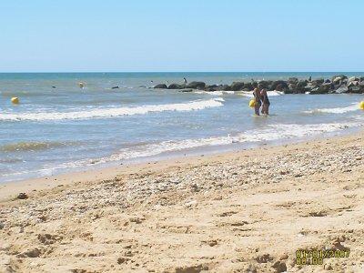 la plage de st jean de monts