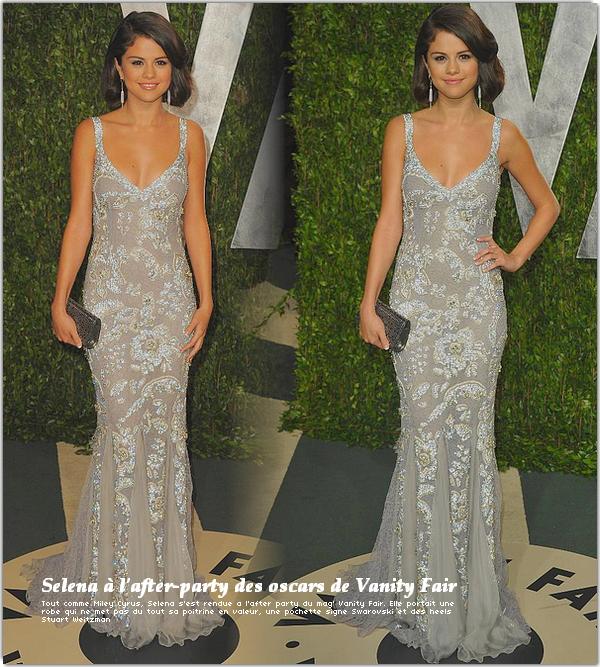 Selena Gomez, 26.o2.12Posté par Kelly