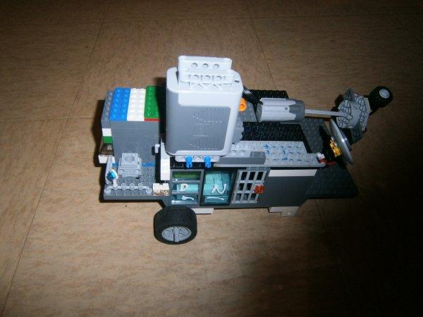 AVION LEGO (ma création)