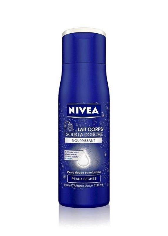 ~J'ai testé~ lait corps sous la douche NIVEA