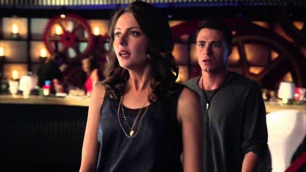 Chapitre 15 : Alexa réalise son amour pour Oliver