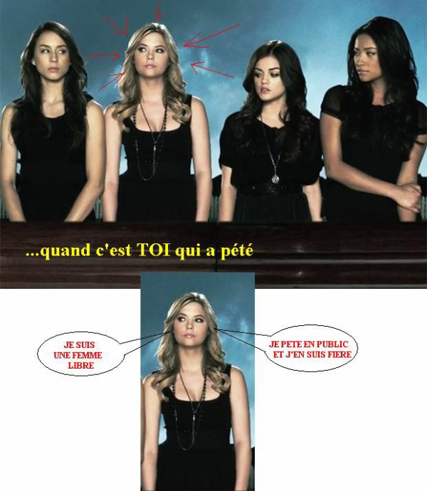 Pretty Little Liars (humour)