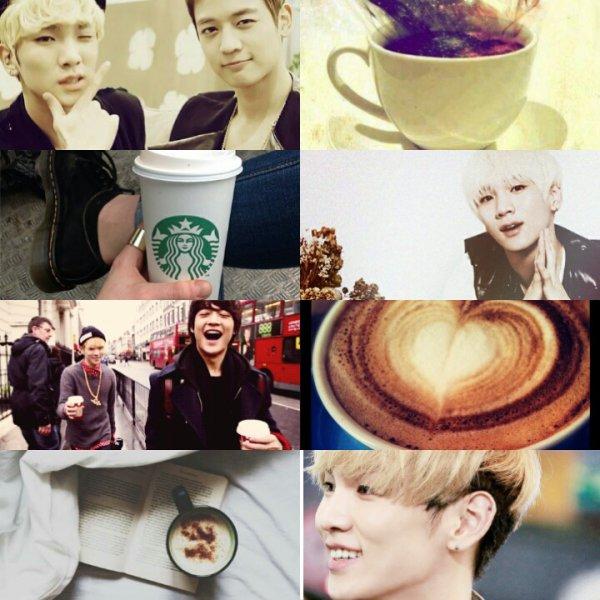 Minkey~ Amour de café ♥