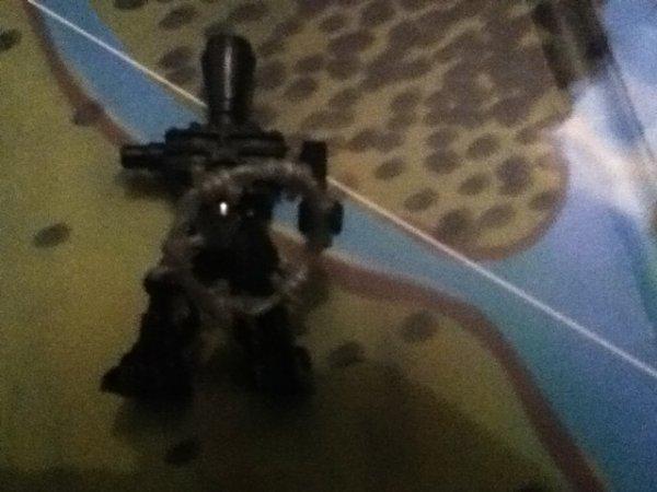 robot de défense