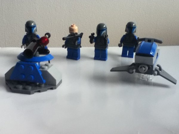 7914 mandalorian battle pack