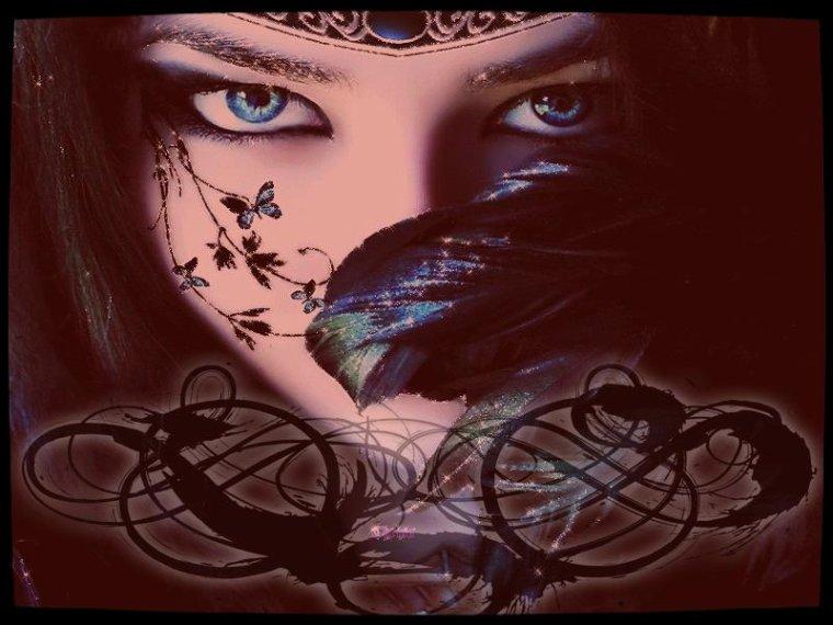 Les yeux sont le miroir de l 39 me miroirs aux allouettes for Le miroir de l ame