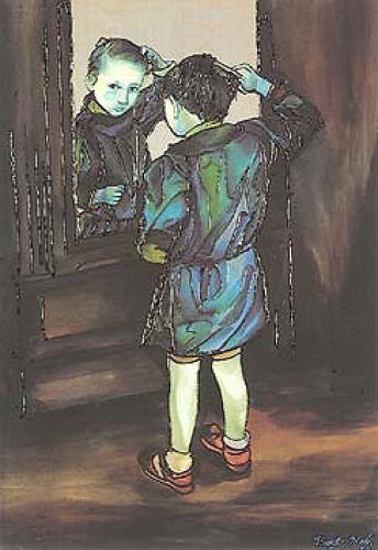 L'enfant et le miroir