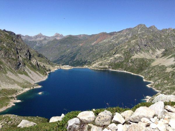 Ah les Pyrénées que c'est beau