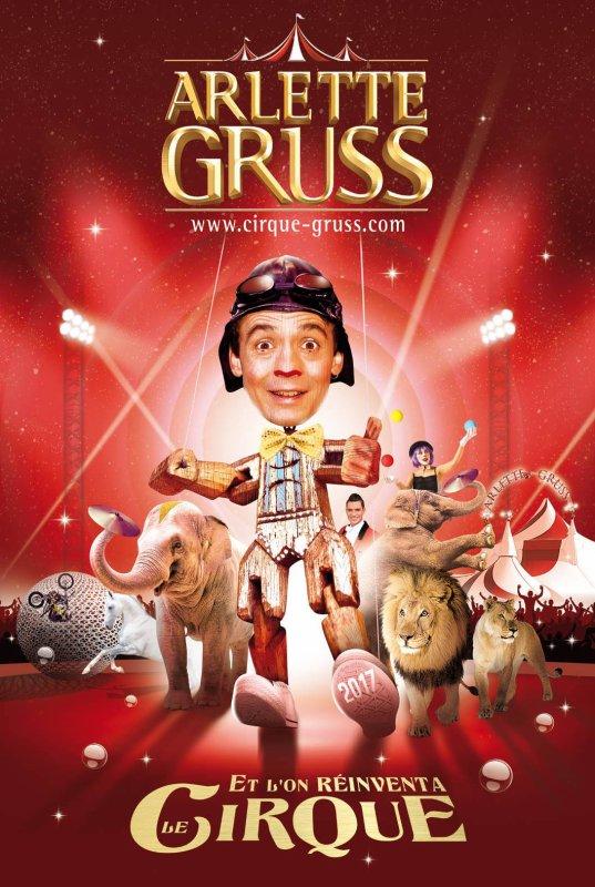 Le cirque Arlette Gruss