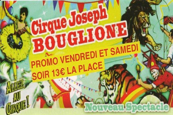 flyers cirque Bouglione