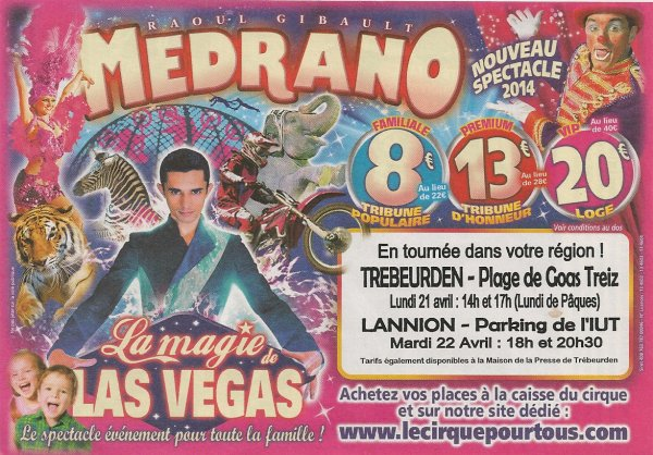 Flyer Medrano suite