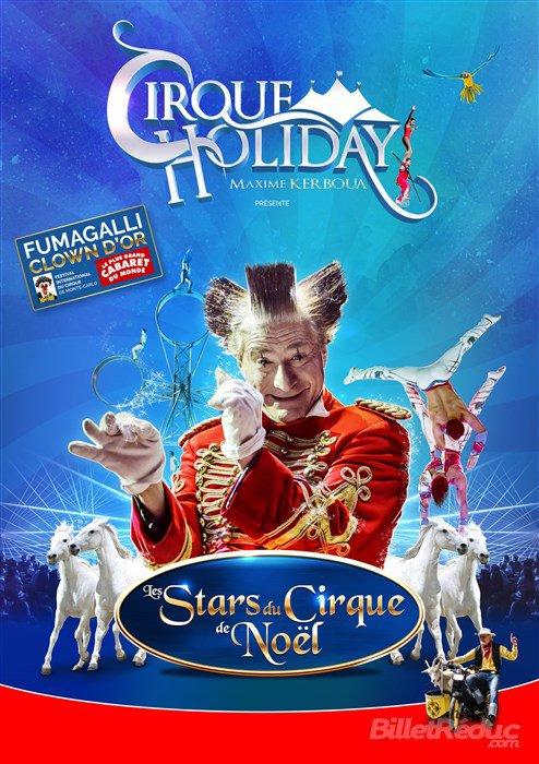 Le Cirque Holiday