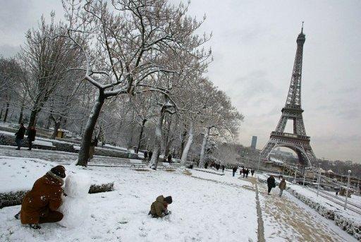 în France